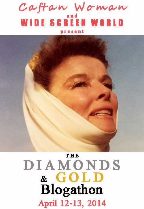 Diamonds and gold blogathon