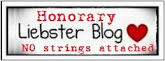 Liebster Blog Award - Honorary